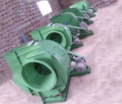 Industrial Air Blowers For HVAC Systems