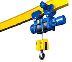 Twin Hoists For Ports, Manufacturing Units And Logistic